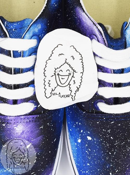 נעלי גלקסיה