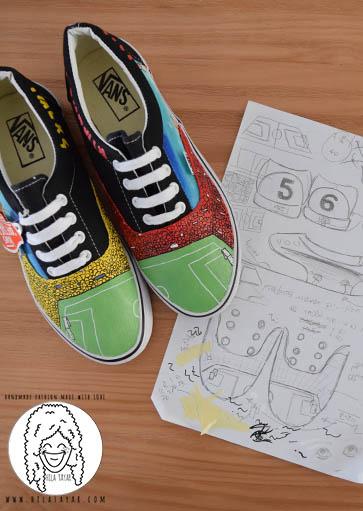 נעליים בעיצוב אישי