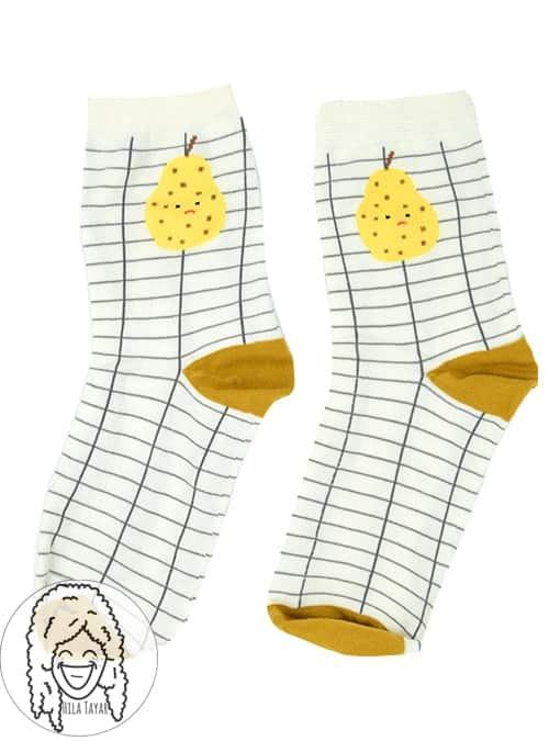 גרביים אגס