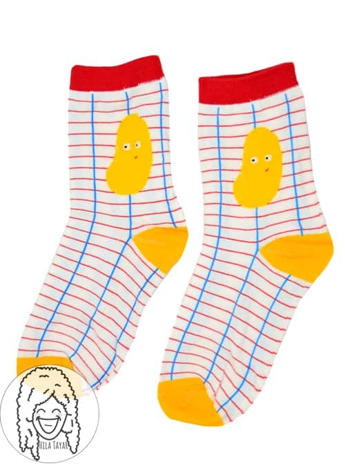 גרביים בוטנים
