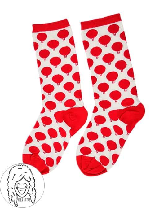 גרביים מטקות