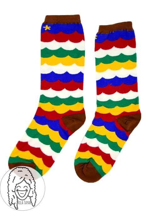 גרביים קשת