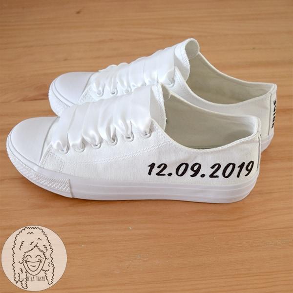 נעלי כלה בעיצוב אישי