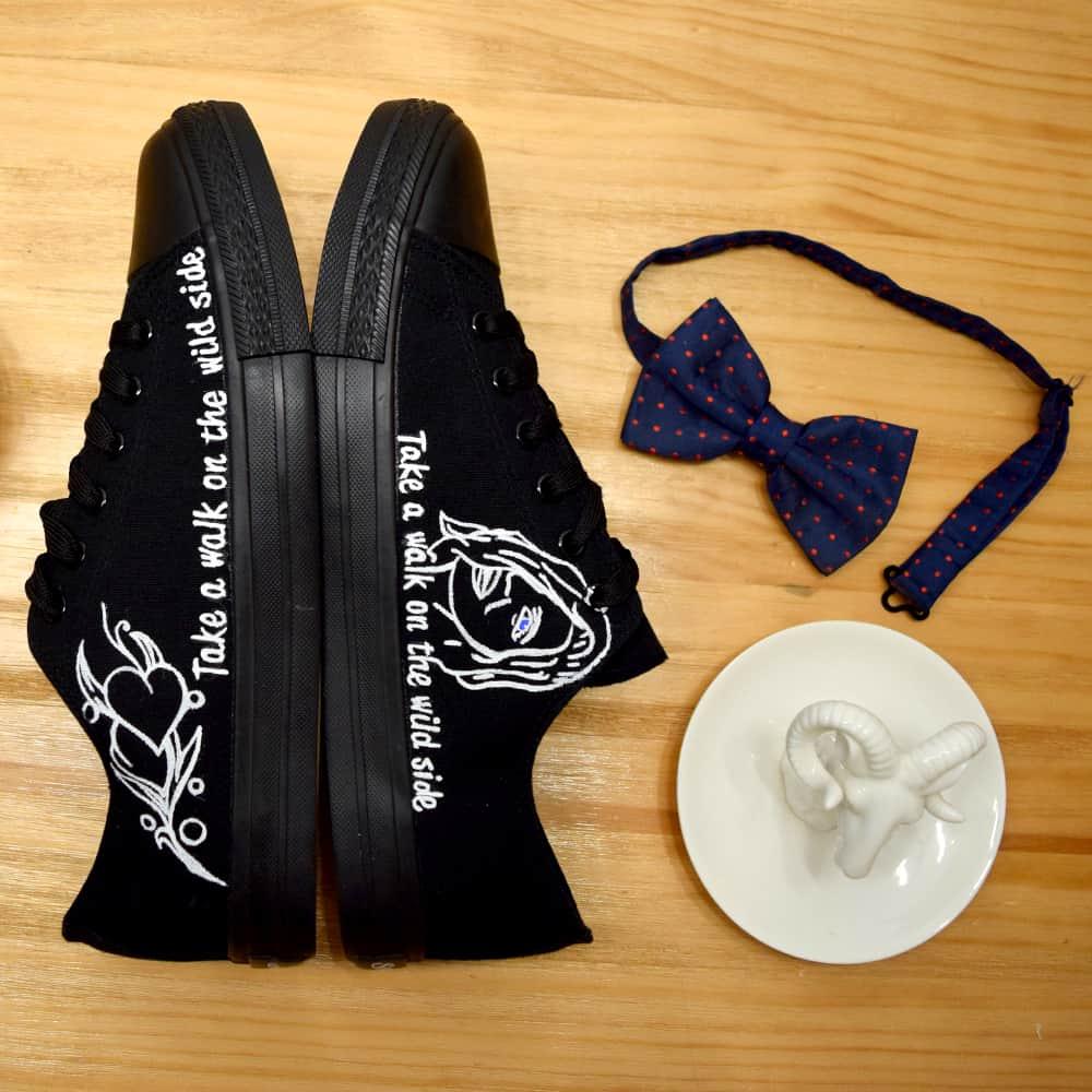 נעליים בעיצוב אישי נעליים לגבר